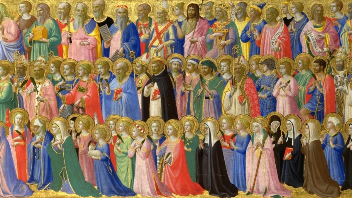 All Saints, YearA
