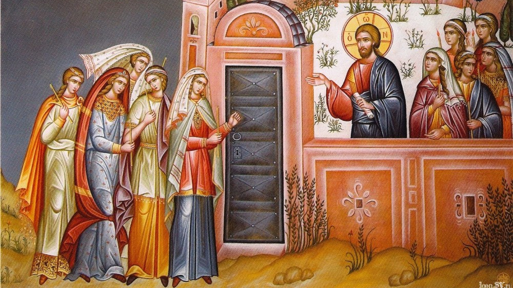 Thirty Secondth Sunday in Ordinary Time, YearA