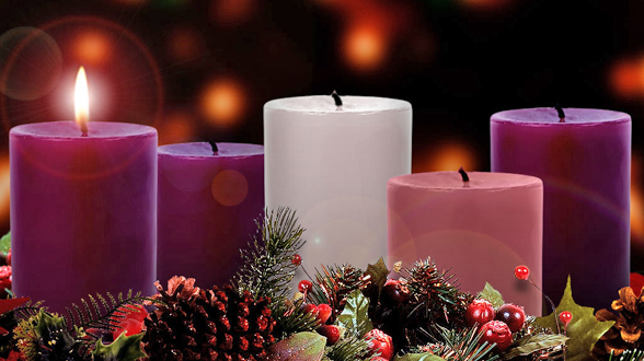 First Sunday of Advent, YearB
